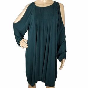 Old Navy Cold Shoulder Dress Size XL